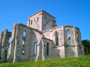 Unfinished Church Bermuda